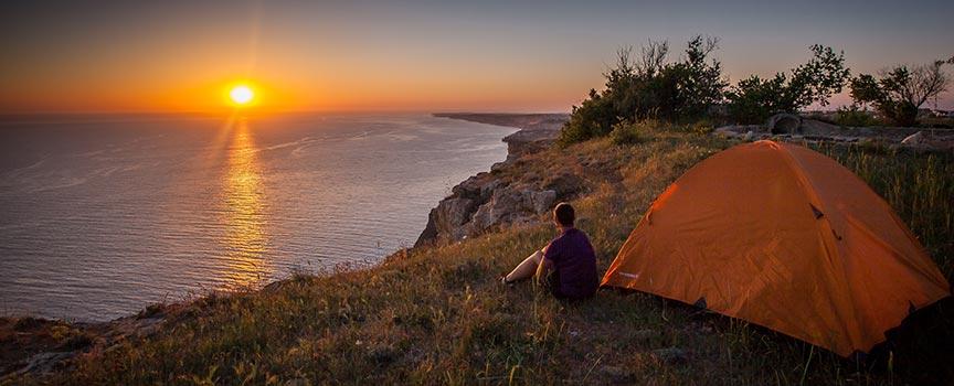 Tende da campeggio nuove o usate