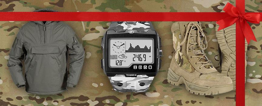 Idee regalo in stile militare per appassionati e for Regalo oggetti usati