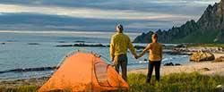 Il Campeggio sulla Spiaggia