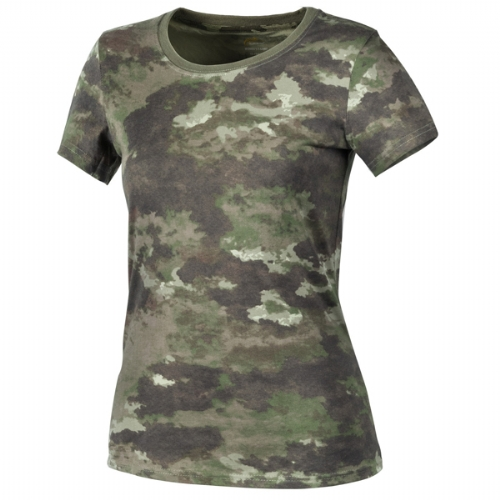 T-Shirt Militare Donna in Cotone Legion® Forest - Helikon Tex