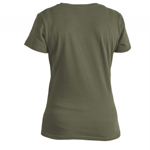 T-Shirt Militare Donna in Cotone Olive Green - Helikon Tex