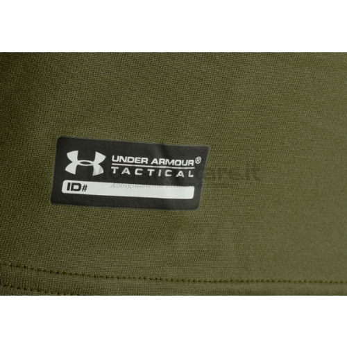 Foto aggiuntiva T-Shirt Manica Lunga Tactical HeatGear OD Green - Under Armour