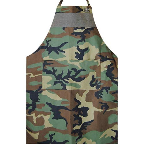 Grembiule Militare Woodland The Tower Company ®