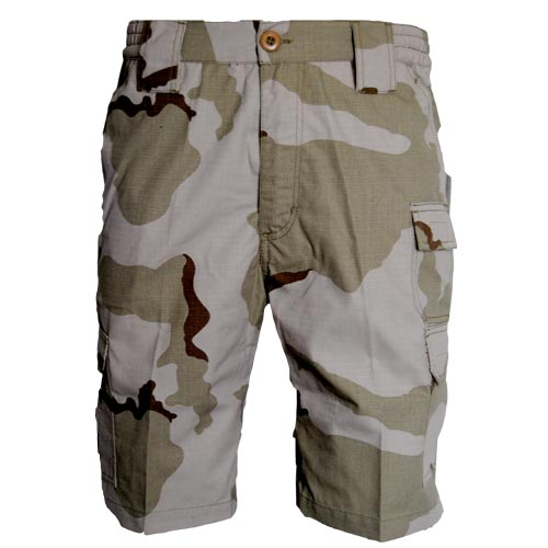 Bermuda Militari Desert 3 Colours - Bear Wear