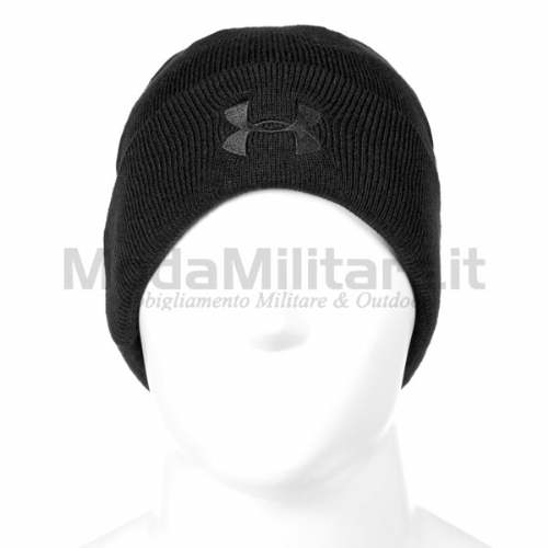 Foto aggiuntiva Zuccotto Tactical Stealth ColdGear Nero - Under Armour