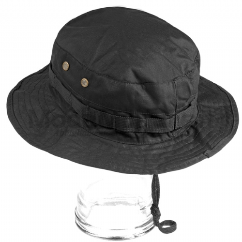 Foto aggiuntiva Jungle Boonie Hat Nero - Invader Gear
