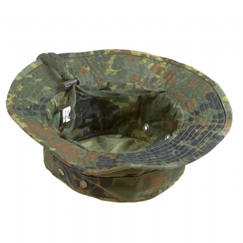 Foto aggiuntiva Jungle Boonie Hat Flecktarn - Invader Gear