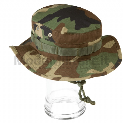 Foto aggiuntiva Jungle Boonie Hat Woodland - Invader Gear