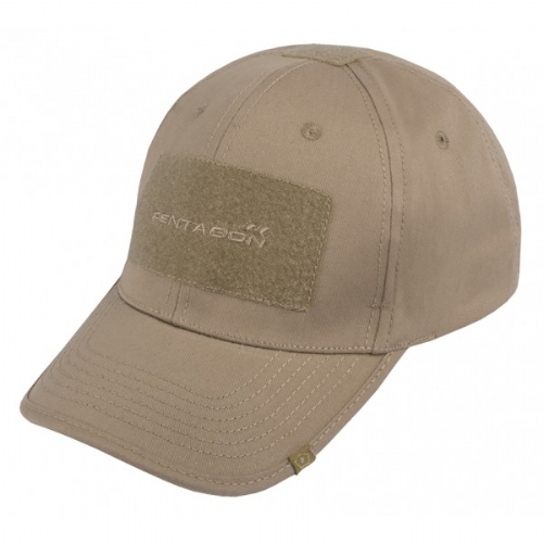 Baseball Cap Tactical 2.0 Twill Khaki - Pentagon