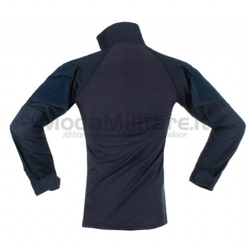 Foto aggiuntiva Combat Shirt Navy Blue - Invader Gear