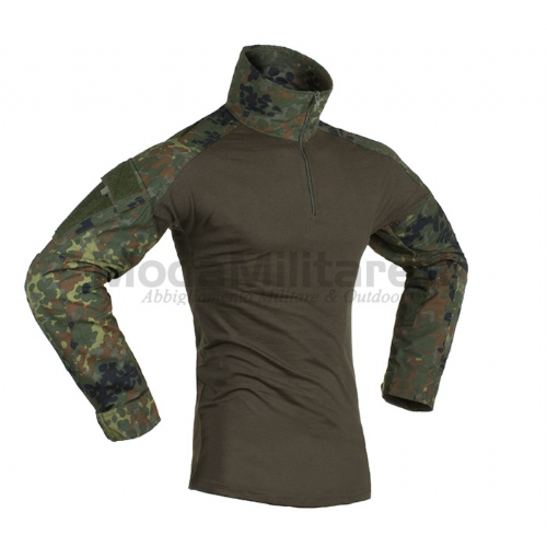 Combat Shirt Flecktarn - Invader Gear