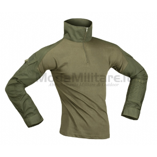 Combat Shirt OD Green - Invader Gear