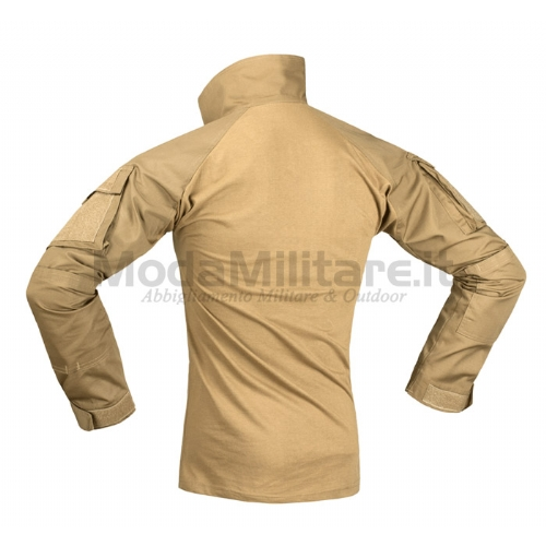 Combat Shirt Coyote Tan - Invader Gear