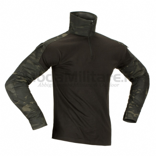 Combat Shirt Multicam Black - Invader Gear