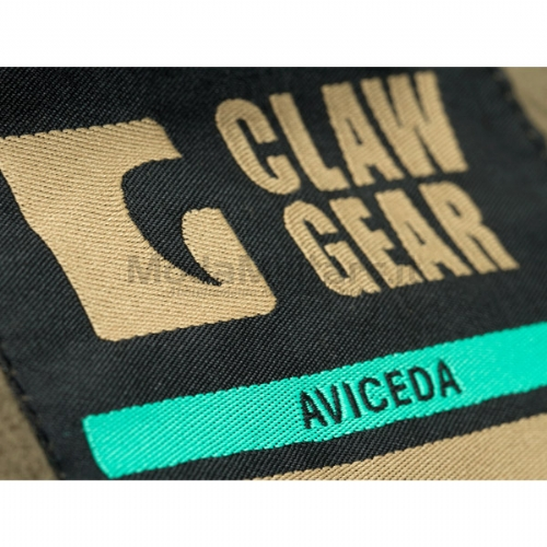 Giacca in pile Aviceda RAL 7013 - Claw Gear
