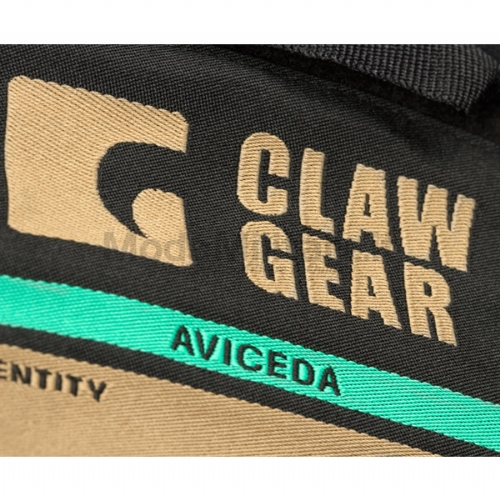 Giacca in pile Aviceda Black - Claw Gear