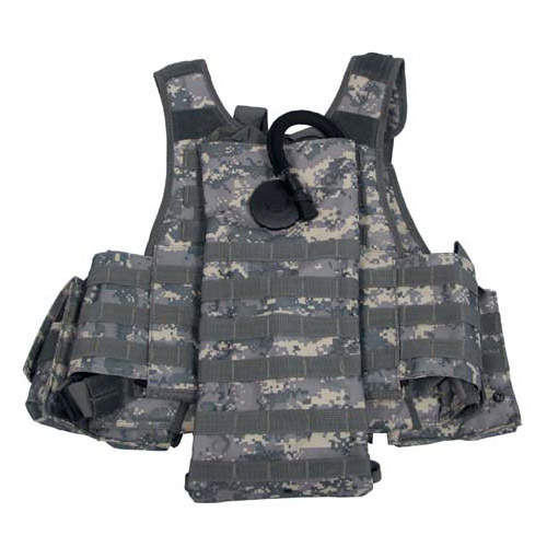 Foto aggiuntiva Gilet Tattico Ranger Modular AT-Digital