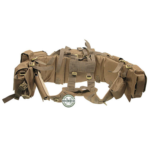 Foto aggiuntiva Ephod IDF Vest Coyote Brown BE-X