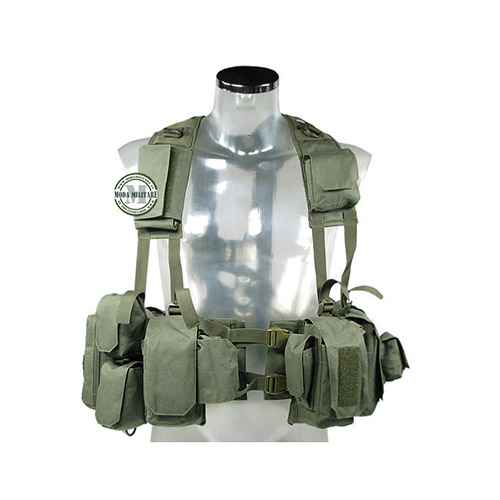 Ephod IDF Vest OD Green BE-X