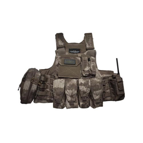 Gilet Tattico Ciras A-Tacs AU The Tower Company ®