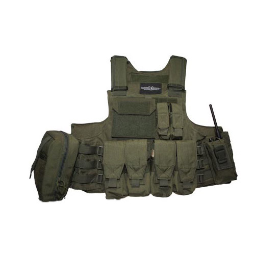 Gilet Tattico Ciras OD Green The Tower Company ®