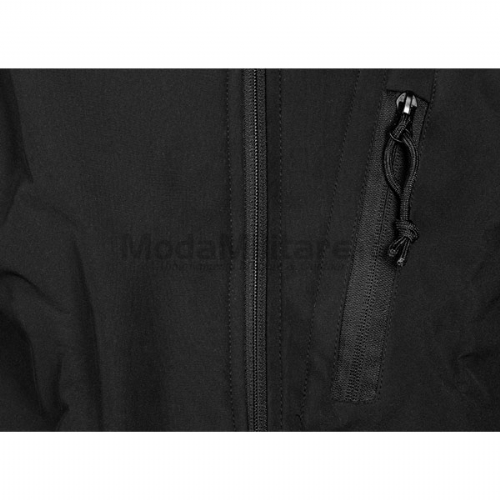 Foto aggiuntiva Giacca Softshell Tactical Nera - Invader Gear