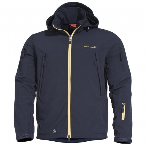 Giacca Softshell Artaxes Escape Midnight Blue - Pentagon