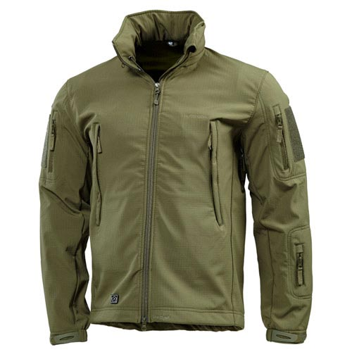 Giacca Militare Softshell Artaxes OD Green - Pentagon