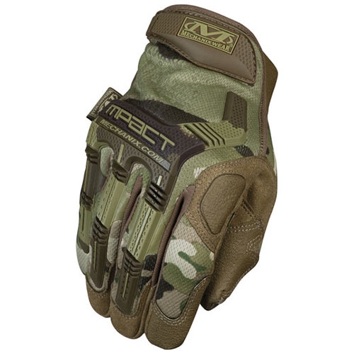 Guanti Mechanix M-Pact Multicam