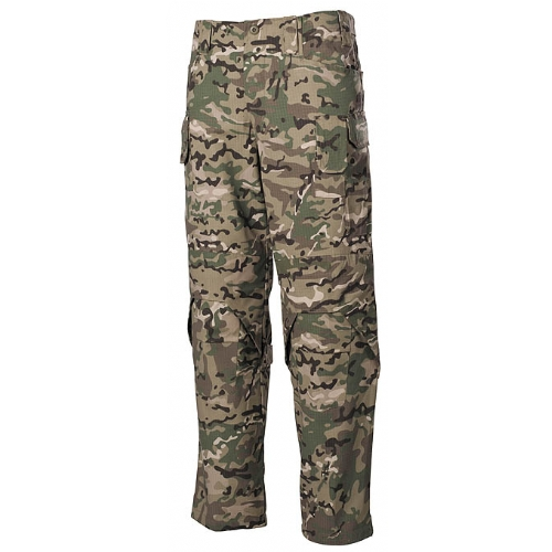 Pantaloni Militari Mission Ny/Co Multicam - MFH