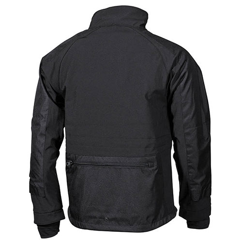 Foto aggiuntiva Giacca Security Soft Shell Nera Protect