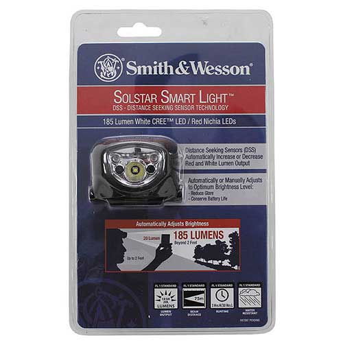 Foto aggiuntiva Headlamp XPG-Gen2 LED - Smith & Wesson