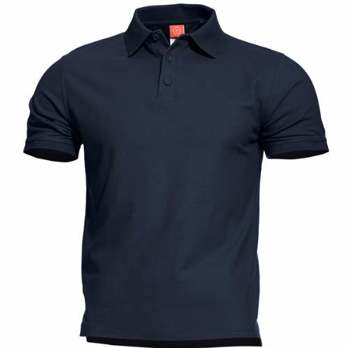 Polo T-Shirt Aniketos Navy Blue - Pentagon