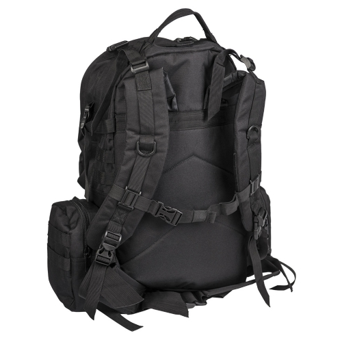 Foto aggiuntiva Zaino Militare Defense Pack Assembly Nero - Mil-Tec