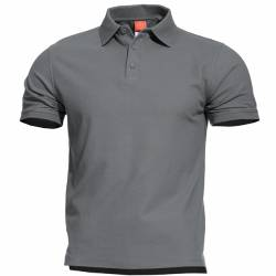 Polo T-Shirt Aniketos Wolf Grey - Pentagon