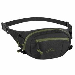 Marsupio Possum in Cordura® Nero/OD Green - Helikon Tex