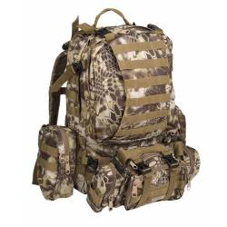 Zaino Militare Defense Pack Assembly Kryptek Highlander - Mil-Tec