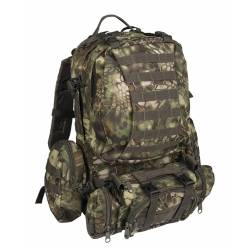 Zaino Militare Defense Pack Assembly Kryptek Mandrake - Mil-Tec
