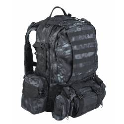 Zaino Militare Defense Pack Assembly Kryptek Typhon - Mil-Tec