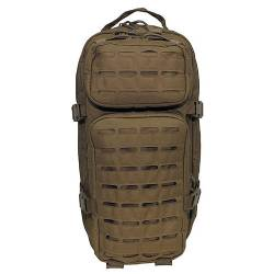 Zaino Militare Assault I Laser Tan