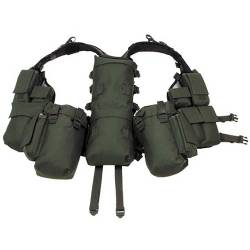 Gilet Tattico Multitasca OD-Green
