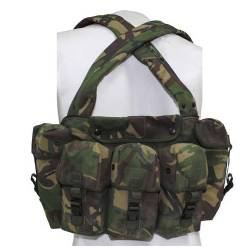 Chest Rig Inglese Dpm Usato