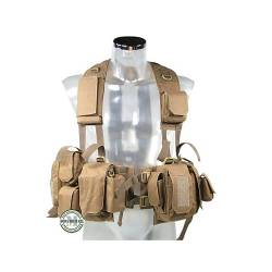 Ephod IDF Vest Coyote Brown BE-X