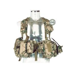 Ephod IDF Vest Tropical Camo BE-X