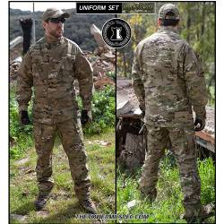 Divisa Militare Multicam The Tower Company ®