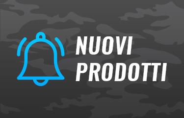 Novità ed ultimi prodotti inseriti su moda militare