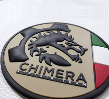 Patch per i Chimera Softair Team