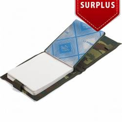 Notebook Militare Lizard Camo - Pentagon