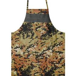 Grembiule Militare Vegetato Italiano The Tower Company ®