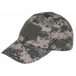 Cappello Militare AT-Digital con Velcro - MFH